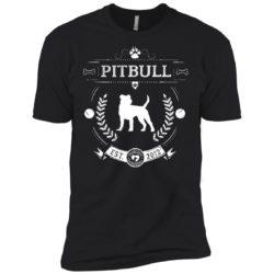 Varsity Pitbull Premium T-Shirt
