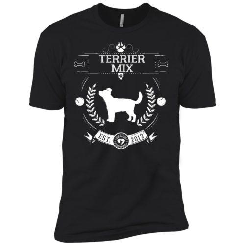 Varsity Terrier Mix Premium Tee
