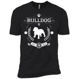 Varsity Bulldog Premium Tee