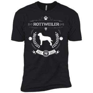 Varsity Rottweiler Premium Tee