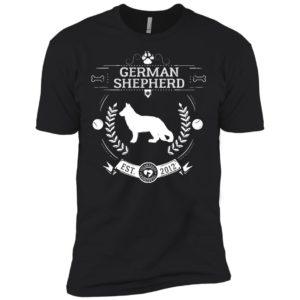 Varsity German Shepherd Premium Tee