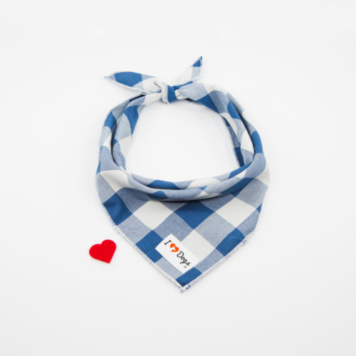 Perfectly Plaid Calming Aromatherapy Bandana