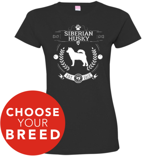 Varsity Breeds Fitted Tee