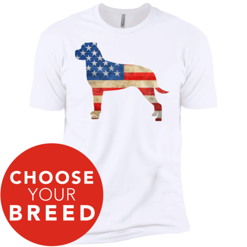 Vintage Breed USA Premium Tee