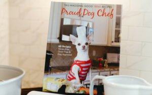 The Dog Treat Cookbook That's Dishing Up Healthy Snacks For Your Pooch