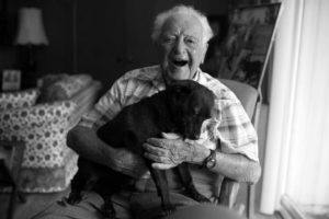 "Senior Canine Rescue Helps 104-Yr-Outdated Man Discover ""Pet"" Love Once more"