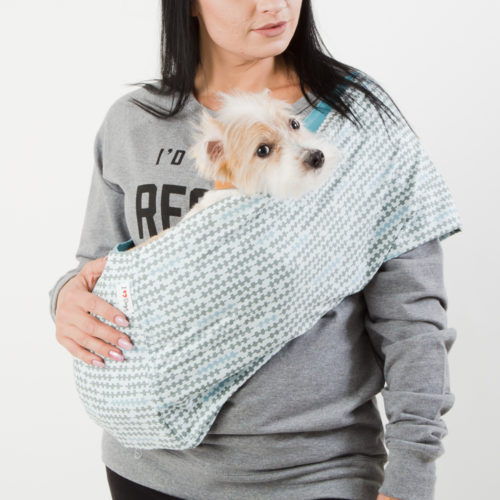 Crystal Cove Calming Aromatherapy Dog Carrier Sling
