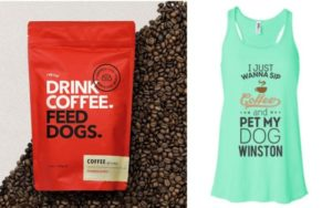 16 Merchandise for Folks Who Love Canine & Espresso