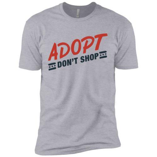 Adopt Don't Shop Premium Tee