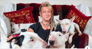 Canine Rescuer Ends 25-Yr Marriage When Her Husband Mentioned 'It's Me Or The Canines'
