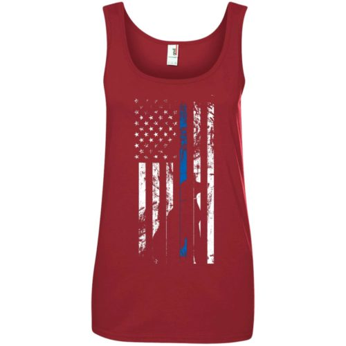 K9 Flag Women's Basic Tank
