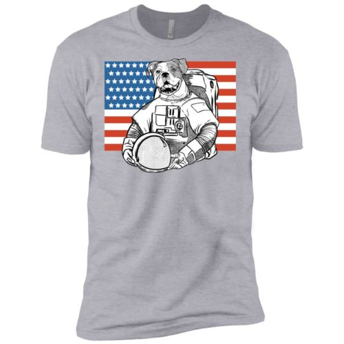 One Small Step For Dog Premium Tee