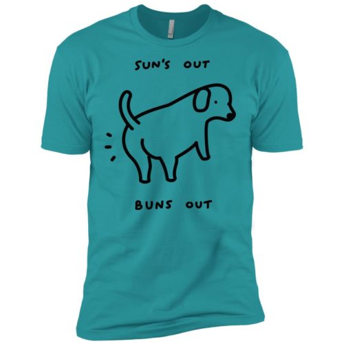 Suns Out Buns Out Premium Tee