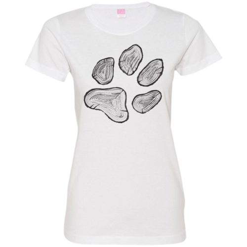 Dogwood Fitted Tee