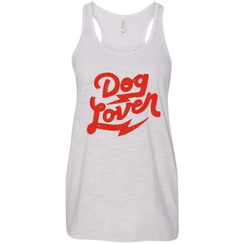 Dog Lover Flowy Tank