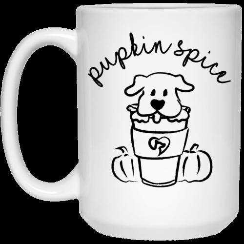 Pupkin Spice 15 oz. Mug