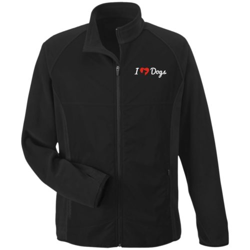 IHD Logo Embroidered Microfleece Jackets