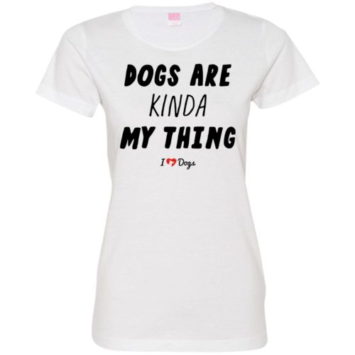 IHD My Thing Fitted Tee