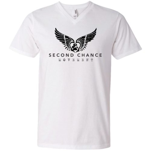 Second Chance Movement Men's V-Neck
