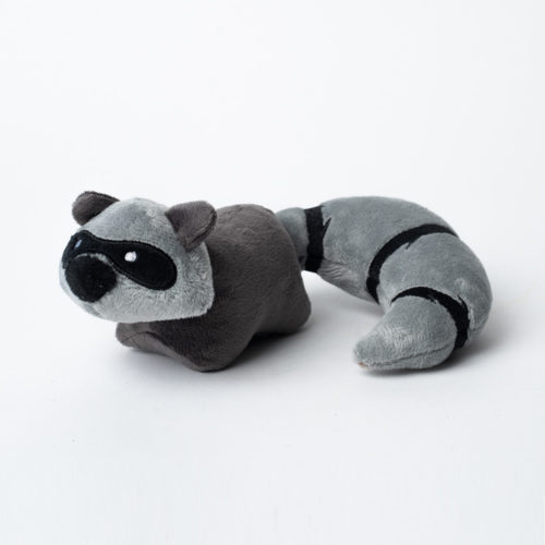 Bandit The Raccoon Plush Toy