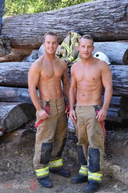 australian firefighters calendar 2019