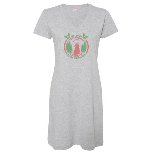 Christmas Wish Sleepshirt