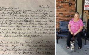 Shelter Receives Heartbreaking Letter From Senior Canine's Proprietor