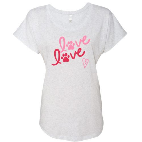Love Love Slouchy Tee