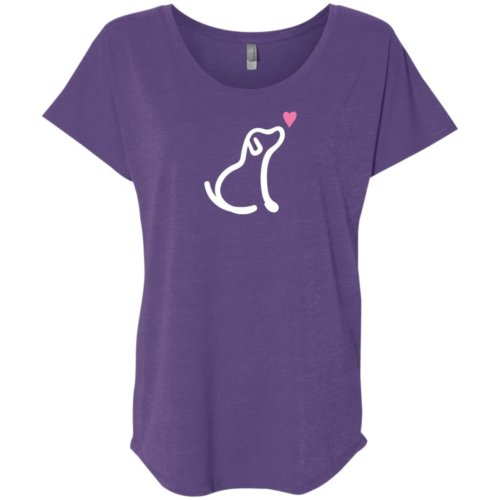d6014c5c6a5a I Really Love This Dog Slouchy Tee