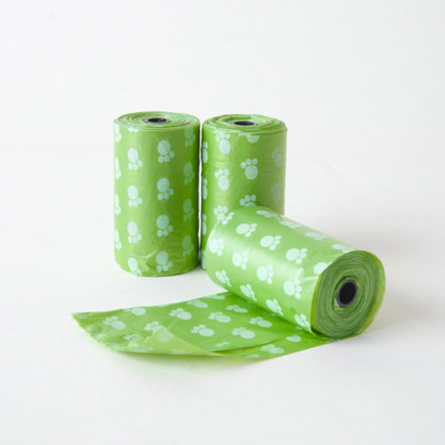 Eco-Friendly Poop Bag Refill Rolls - 3 Pack
