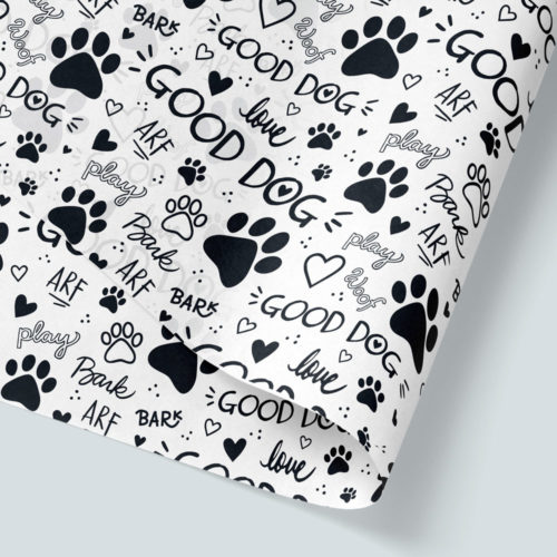 Good Dog X-Large Tissue Paper Sheets (10 pack)