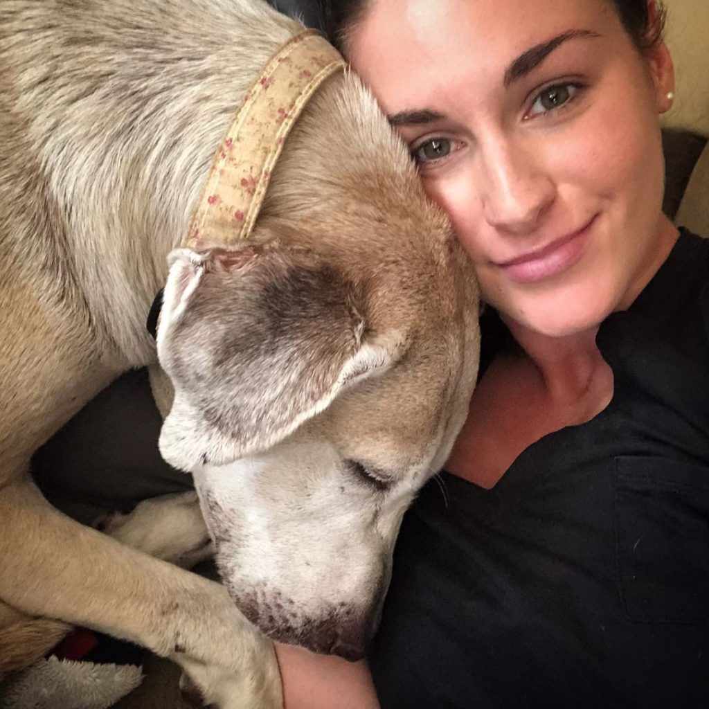 """a789f681fbe US Army Servicewoman Rescues  Pirate  After 7 Years in a Shelter. """""""