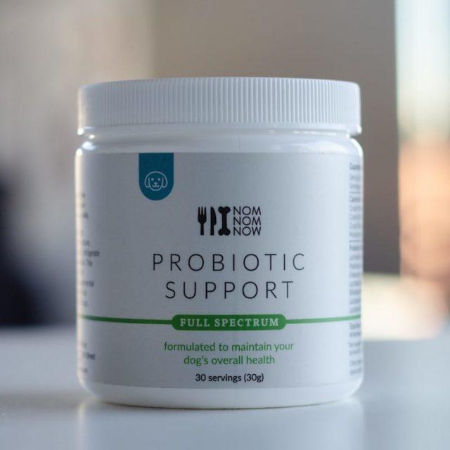 NomNomNow probiotics