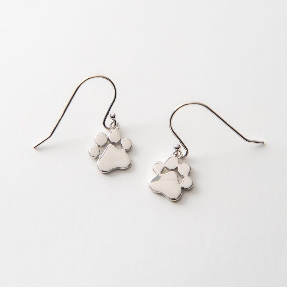 Cherish Sterling Silver Earrings