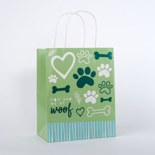 You Had Me At Woof Gift Bag