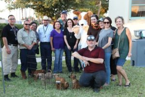 Pawsible, the Mission group dedicated to saving abused pups. (Photo by Pawsible)