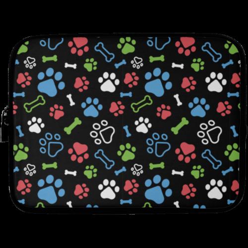 Bone & Paw 10″ Laptop Sleeve