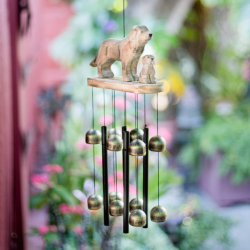You're My Furever Family Wind Chime