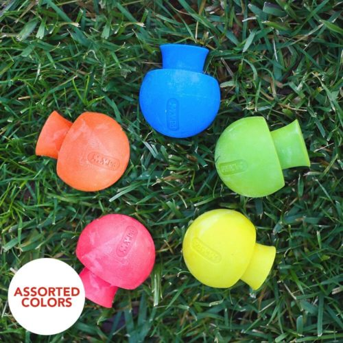 Promo: PortoBallo™ the Stuffable, Chuckable, High Bouncing Oddly Shaped Ball Toy - Assorted Colors