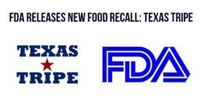 Texas Tripe Recall