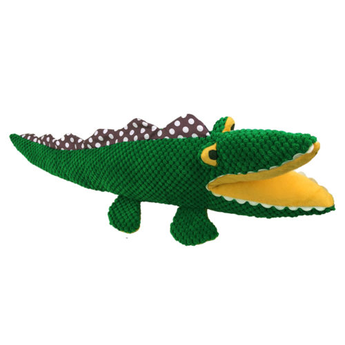 Big Smile The Crocodile Plush Toy
