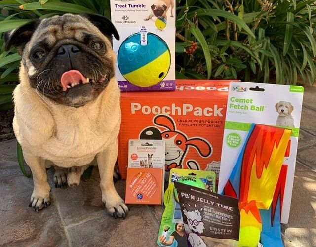 poochpack giveaway