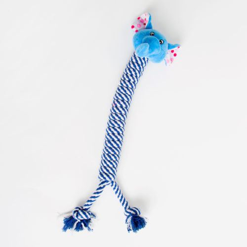 Elephant's Tail Rope Toy