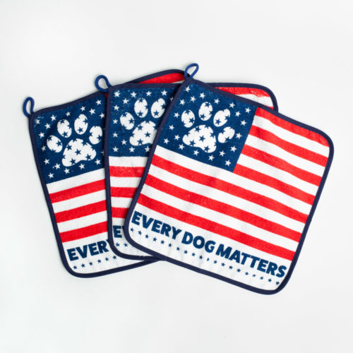 Every Dog Matters Hanging Towels (Set of 3)
