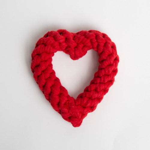 Sweetheart Rope Toy