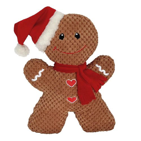 Special Offer! Christmas Ginger Bread Man Plush Toy 10""