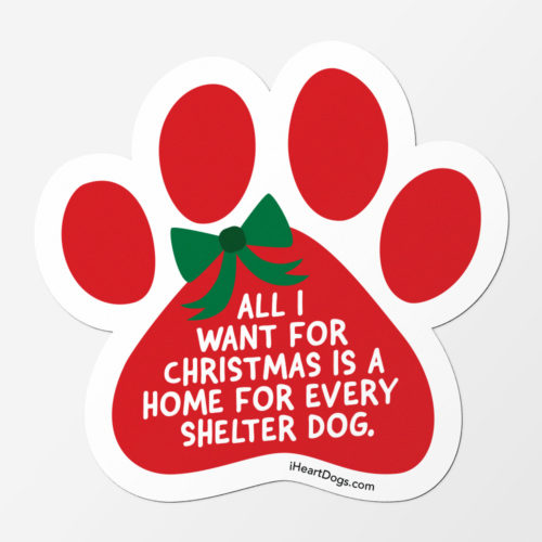 Free! A Christmas Wish Car Magnet