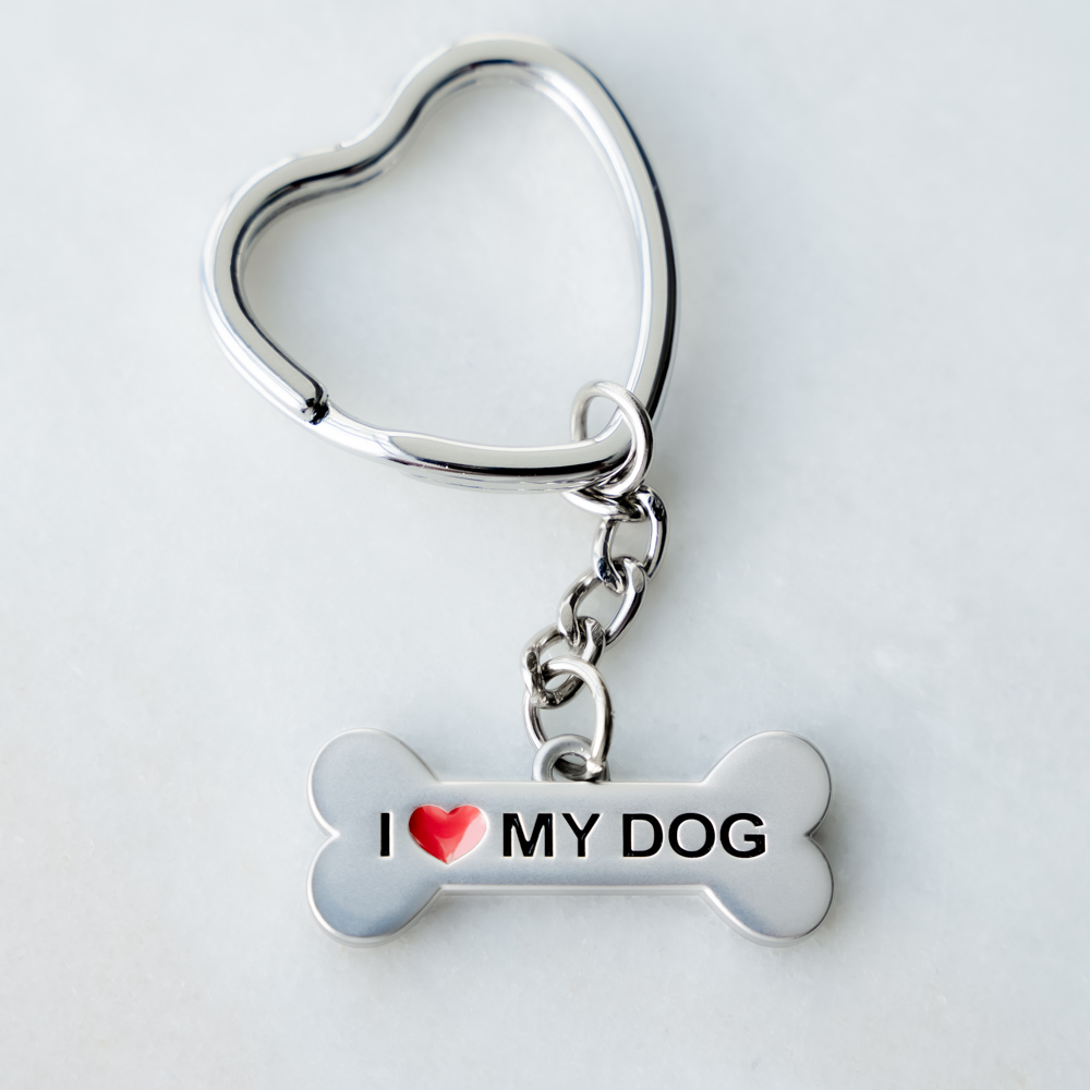 I ❤️ My DogKeychain & Purse Accessory ❤️ Deal 40% Off!