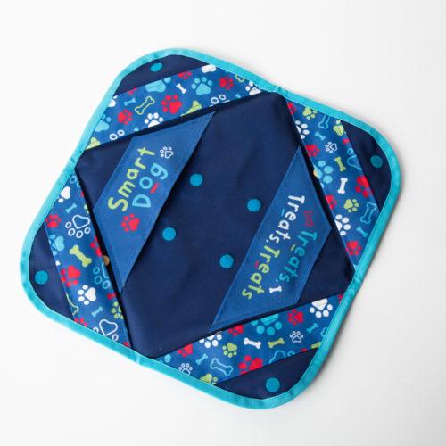Smart Dog Puzzle Treat Mat