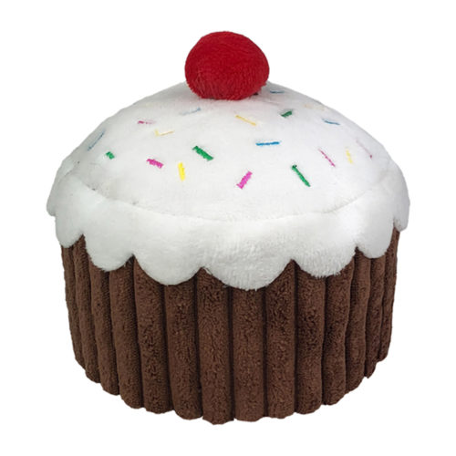 Party Time Cupcake Plush Toy